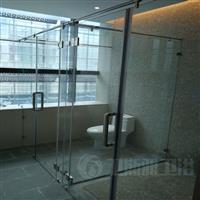 厂家直销免加盟费浴室玻璃隔断