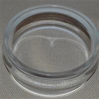 高硼硅钢化耐热环形透镜玻璃
