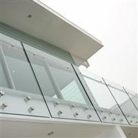 钢化夹胶栏杆玻璃