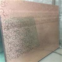 UV粉镜背景墙、橱柜门板玻璃