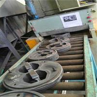 铝合金型材压铸模具喷砂机