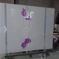 衣柜门系列超白烤漆冰花工艺
