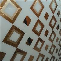 生产大理石、微晶石玻璃背景墙
