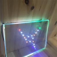 LED发光玻璃、LED玻璃