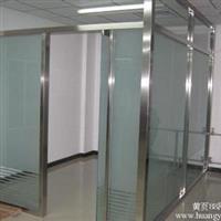 津南区安装办公室玻璃隔断
