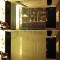 摩术玻璃 智能家居 调光玻璃