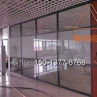 深圳成品铝合金玻璃隔断
