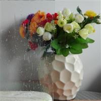 压花玻璃-稀气泡玻璃