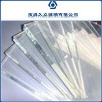 南通8mm超白钢化玻璃