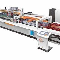 全自动汽车玻璃丝网印刷机