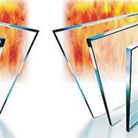 优良隔热性防火玻璃
