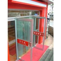 河北区安装玻璃门合格