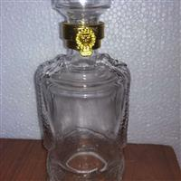 高檔白酒瓶 1斤裝 玻璃酒瓶