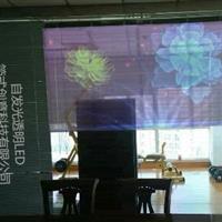 簡式創意透明LED玻璃屏