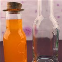 果汁奶昔金桔瓶奶瓶泡茶瓶