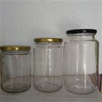 酱菜罐头果酱瓶玻璃瓶