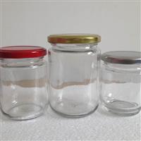 玻璃瓶酱菜瓶蜂蜜瓶罐头瓶果酱瓶