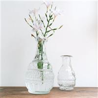 麻绳莲花花瓶