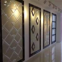酒店装潢装饰玻璃供应价格