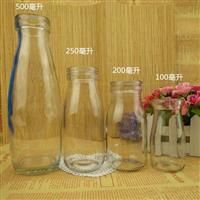 酸奶玻璃瓶