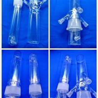 上海璐晶供应石英冷井配反应瓶