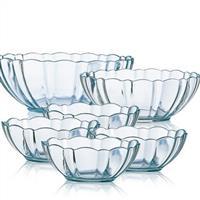 创意奢华玻璃果盘