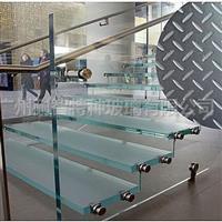 防滑玻璃 特种玻璃 花纹玻璃