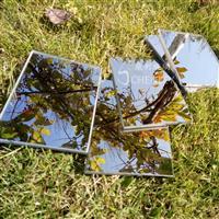 厂家直销 原子镜 单面可视镜