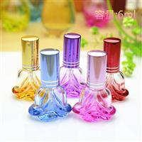 厂家订做加工各类喷鼻水玻璃瓶