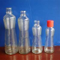 香油玻璃瓶香油芝麻油瓶香油瓶子