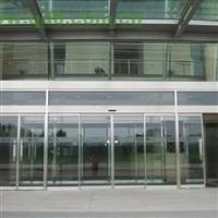 津南区定做店面钢化玻璃门