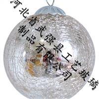 圣诞挂件 玻璃饰品