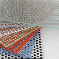 彩釉玻璃生产