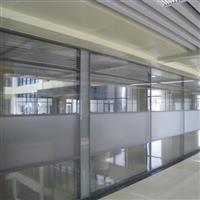 北京辦公單層玻璃隔斷墻