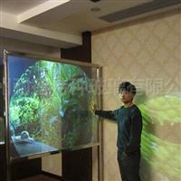 智能投影玻璃雾化玻璃调光玻璃投影