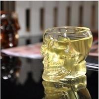骷髅伏特加杯子白酒杯禁锢海盗杯