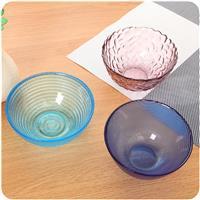 钻石创意凉拌沙拉玻璃碗水晶碗