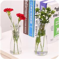 简约现代水培花瓶玻璃透明花瓶