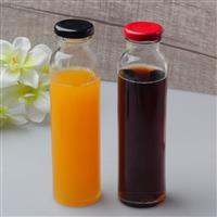 密封玻璃饮料瓶果汁瓶创意奶茶瓶