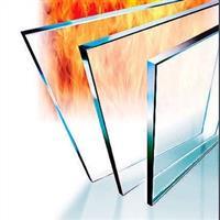 强耐火性防火玻璃