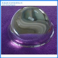 厂家直销LED球面光学玻璃透镜