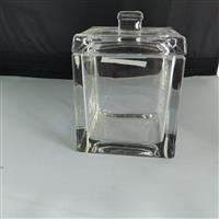 四方玻璃罐