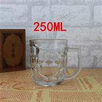 机制玻璃杯 菠萝 杯子 啤酒杯