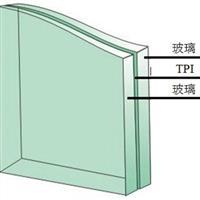 气候控制调光玻璃结构示意图