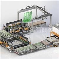 供应产业玻璃深加工自动生产线设备