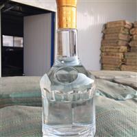 1斤裝空白酒玻璃瓶500ml