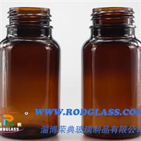 500g棕色大口试剂玻璃瓶