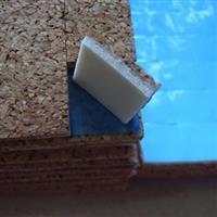 批量供应泡棉玻璃软木垫