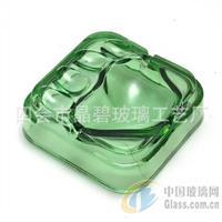 玻璃烟缸厂家 水晶烟缸