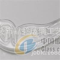 玻璃工艺品 欧式 漩涡型